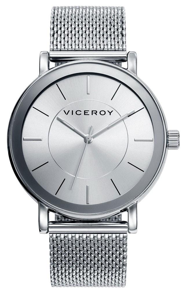 979df04b0627 Reloj Viceroy mujer 40898-0740898-07 Viceroy Color de Joya Plata Sumergible  50 metros  5 ATM Fabricación maquinaria Japón Calendario No Maquinaria  Cuarzo ...